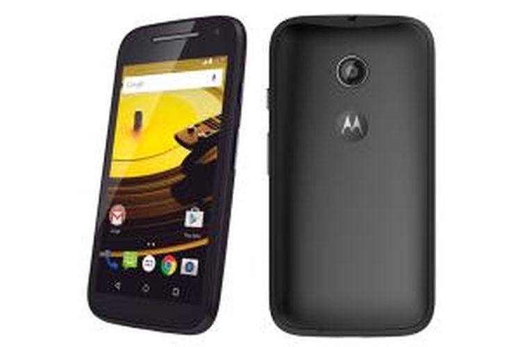 Motorola Moto E versi konektivitas 4G dan Android Lollipop
