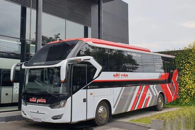 Bus AKAP PO Adhi Putra