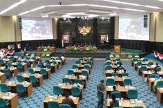 Di Paripurna HUT DKI, Jokowi-Basuki Diingatkan soal Sinergisitas
