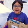 Bocah 9 Tahun Jadi YouTuber dengan Pendapatan Tertinggi Tahun 2020
