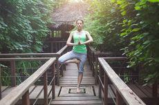 Yoga Bantu Menurunkan Berat Badan, Begini Caranya