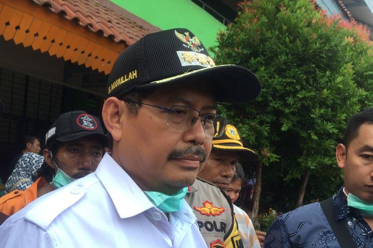 Wali Kota Jakarta Selatan Marullah Matali.