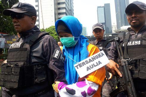 Aulia Kesuma Sempat Survei ke Tangerang Sebelum Bakar Jenazah Pupung dan Dana di Sukabumi