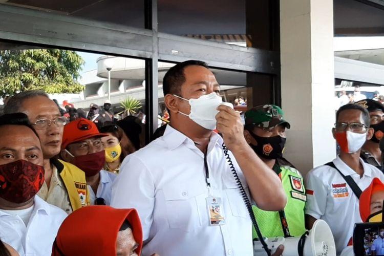 Petahana Hendrar Prihadi maju Pilwakot Semarang 2020