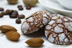 Resep Kue Kering Coklat Kacang Mete, Suguhan untuk Imlek