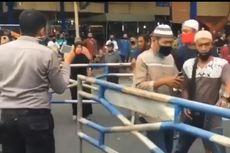 Viral Video Pedagang Mengamuk dan Buka Blokade Jalan karena Dilarang Masuk Pasar