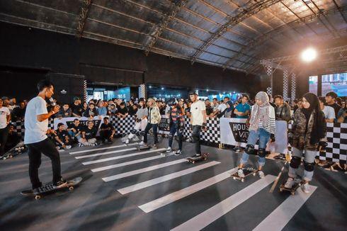 Vans Gelar Pelatihan Skateboard Gratis di Jakarta Sneaker Day 2019