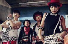 Lirik dan Chord Lagu Crush - 2NE1