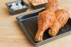 Resep Ayam Goreng Tepung Saus Kopi, Olahan Ayam yang Unik