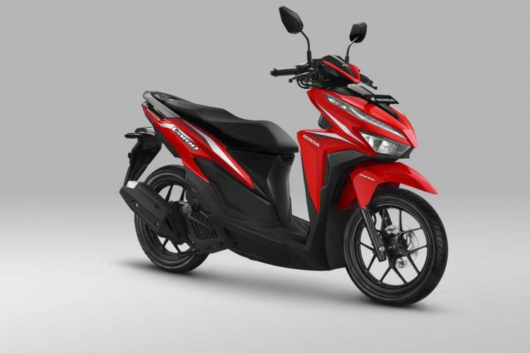 All New Honda Vario 125 2018.