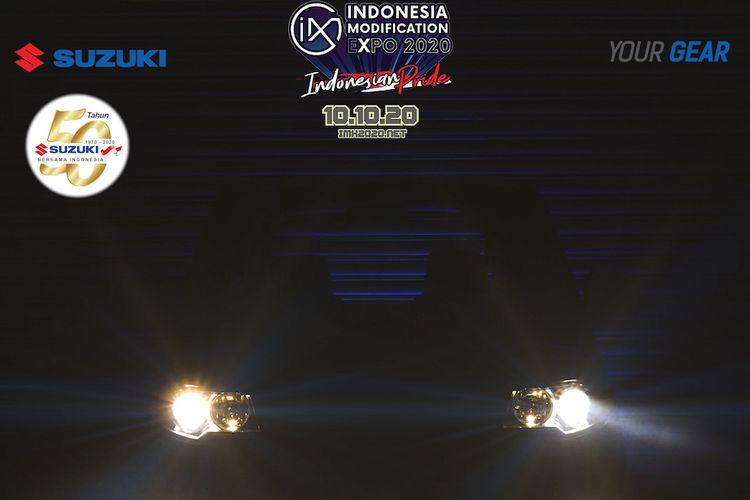 Rilis spesial Suzuki di IMX 2020