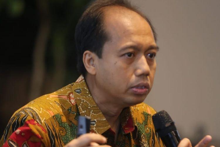 Kapusdatin BNPB Sutopo Purwo Nugroho
