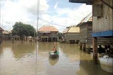 Banjir Dua Minggu, Warga Payu Putat Prabumulih Terpaksa Menganggur