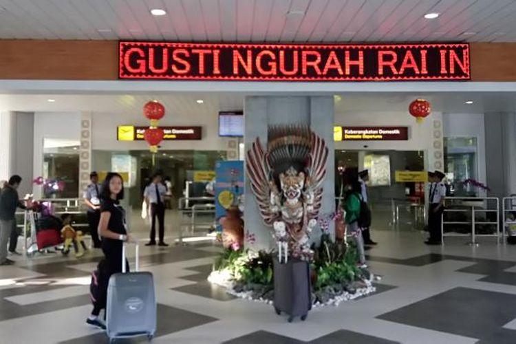 Ilustrasi Bandara I Gusti Ngurah Rai