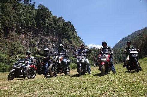 LA 32 RIDERS Komunitas Motor Alumni IISIP Jakarta