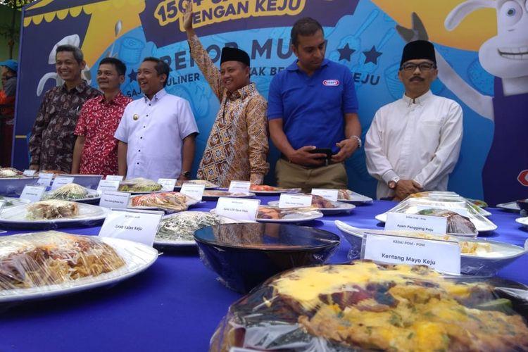 Festival Kuliner Kraft Bandung Sajikan 150 Makanan Dengan