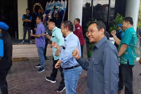 Dukung Panitia Angket, Mantan Pendukung Bupati Jember Joget dengan DPRD