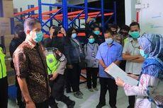 2.680 Dosis Vaksin Tiba di Tuban, Satgas Covid-19: Vaksinasi Diawali Pejabat Pemkab...