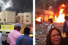 Konsulat Jenderal RI di Jeddah Rusuh