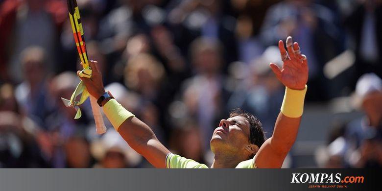 Semifinal US Open, Rafael Nadal Diunggulkan karena Pengalaman Halaman all - Kompas.com