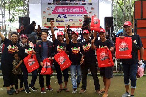 Komunitas Hyundai Atoz Rayakan Jambore ke 4
