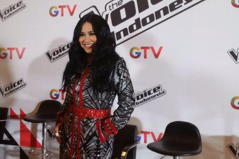 Titi DJ Sebut Anggun C Sasmi sebagai Rival Beratnya