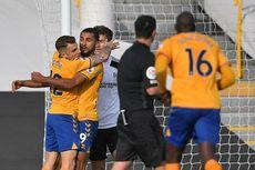 Hasil Fulham Vs Everton - DCL Top Skorer Premier League, Ancelotti Kembali ke Jalur Kemenangan