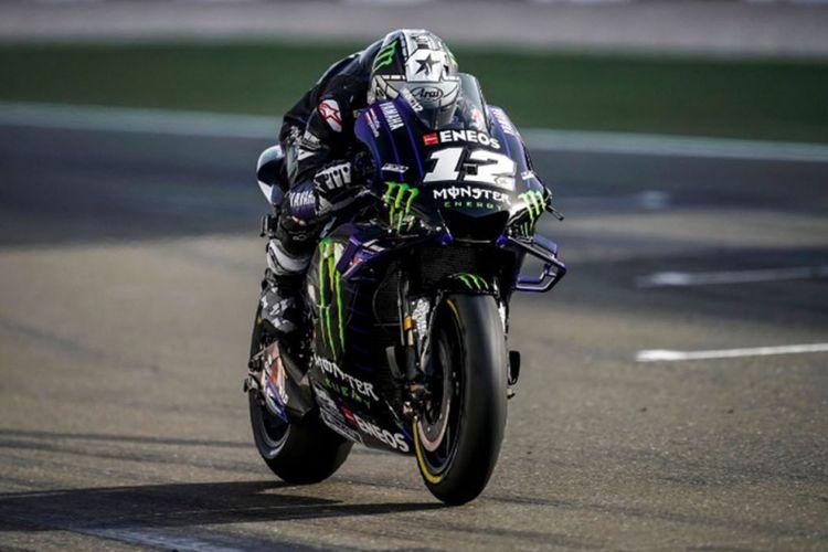 Maverick Vinales start terdepan di seri perdana MotoGP 2019 di Losail, Qatar