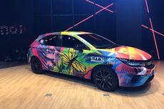 Melihat Langsung Honda City Hatchback RS Berbodi Nyentrik