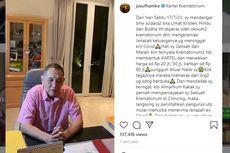 Jusuf Hamka, Pengusaha Dermawan yang Jadikan 10 Hektar Tanahnya untuk Pemakaman Jenazah Pasien Covid-19