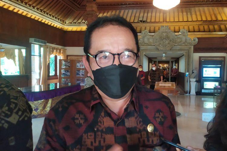 Wakil Gubernur Bali Tjokorda Oka Artha Ardhana Sukawati