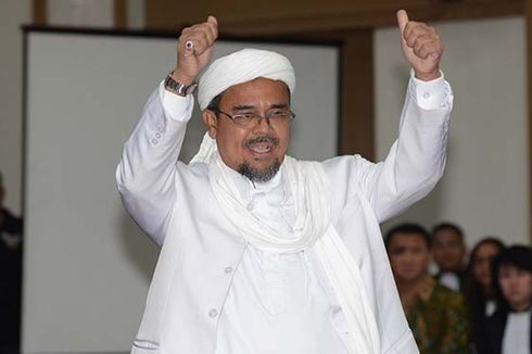 Besok, Rizieq Shihab Diperkirakan Tiba di Terminal 3 Bandara Soekarno-Hatta Pukul 9 Pagi