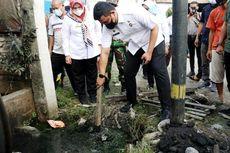 Tinjau Banjir, Bobby Nasution Tak Ingin Anggaran Drainase Habis Tak Jelas