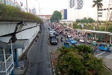 PKL Kuasai Jalanan di Senen, Wakil Walkot: Susah Ditatanya, Pedagangnya Bandel Benget