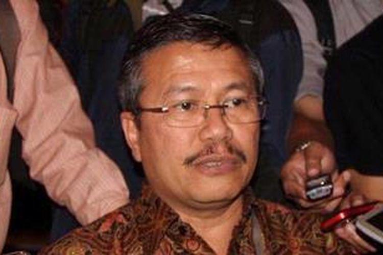 Ketua Umum DPP REI Setyo Maharso.