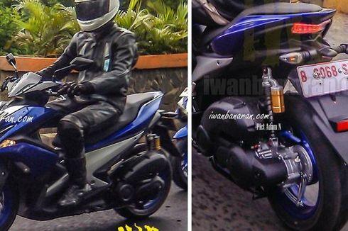 Penjegal Vario 150 dari Yamaha Mulai Icip Aspal Indonesia