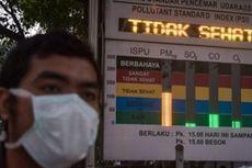 Catat, Ini 15 Lokasi Posko Penanganan Warga Terdampak Asap di Riau