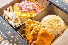 10 Tempat Makan di Bandung Tawarkan Paket Traktir Driver Ojek Online, Ada Ayam Geprek dan Nasi Padang