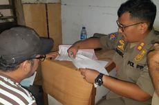Satpol PP dan Petugas Gabungan Razia Indekos di Tambora
