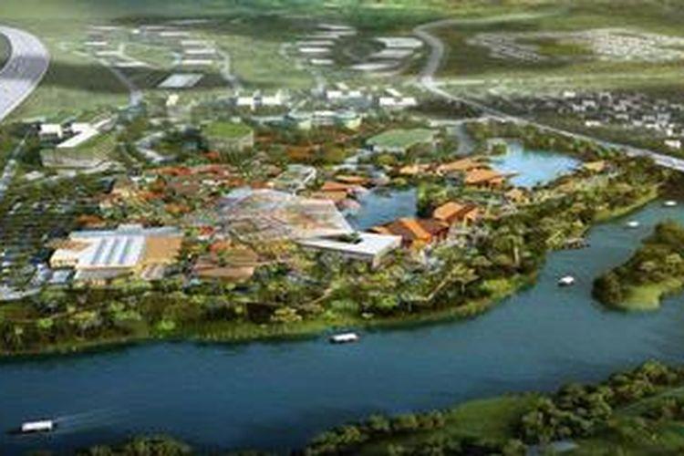 Sinar Mas Land siap meluncurkan The Breeze BSD City, pusat lifestyle pertama di Indonesia Juli 2013 mendatang. Lifestyle center yang terletak di kawasan BSD Green Office Park  BSD City ini, hadir dengan konsep baru yakni, open air lifestyle.