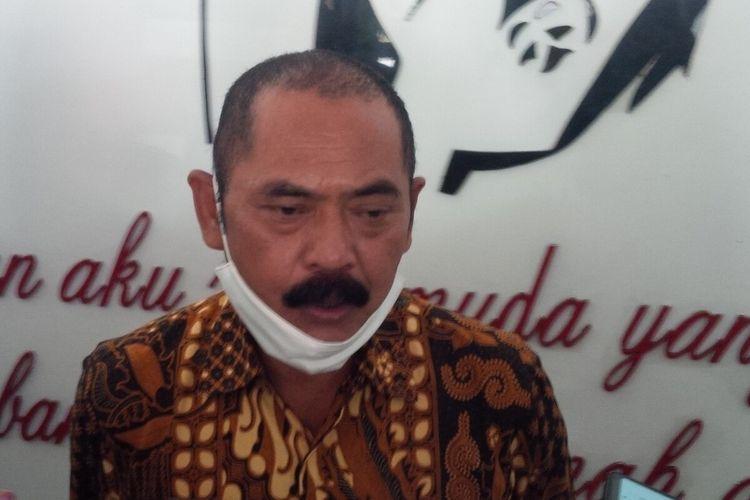Wali Kota Solo, FX Hadi Rudyatmo.