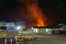 Massa Bakar 32 Rumah dan Kios di Dogiyai, Papua, Seorang Warga Tewas