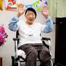 Saat Manusia Tertua di Dunia Jadi Pembawa Obor Olimpiade 2021