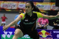 Bellaetrix Terhenti, Aprilia Lolos ke Babak Kedua Hongkong Open