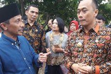 Baru Tiba di Gorontalo, Plt Gubernur Zudan Arif Langsung Tangani Pengungsi Banjir