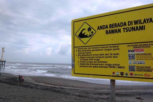 BPBD: 10 Titik Rawan Bencana di Cianjur Selatan Berpotensi Tsunami hingga Pergerakan Tanah