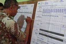 Hasil Pilpres 2019: Di TPS Dekat Posko Prabowo-Sandiaga Solo, Jokowi-Ma'ruf Menang Telak