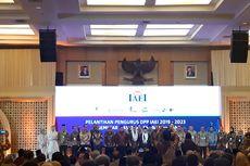 Sri Mulyani Lantik Pengurus IAEI, Ada Erick Thohir sampai Bos BCA