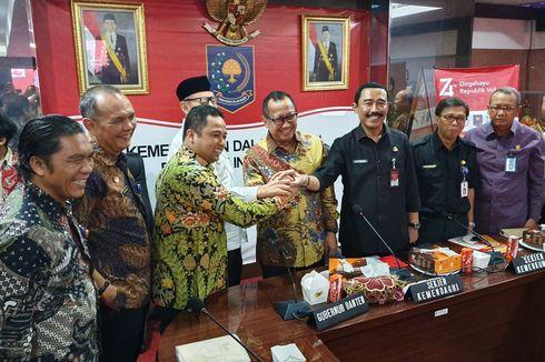 Pemkot Tangerang dan Kemenkumham Berdamai, Pemeriksaan Pejabat Pemkot Dibatalkan