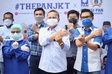 Vaksinasi 1.000 Masyarakat Umum, PAN: Jangan Takut Divaksin, Manfaatnya Besar